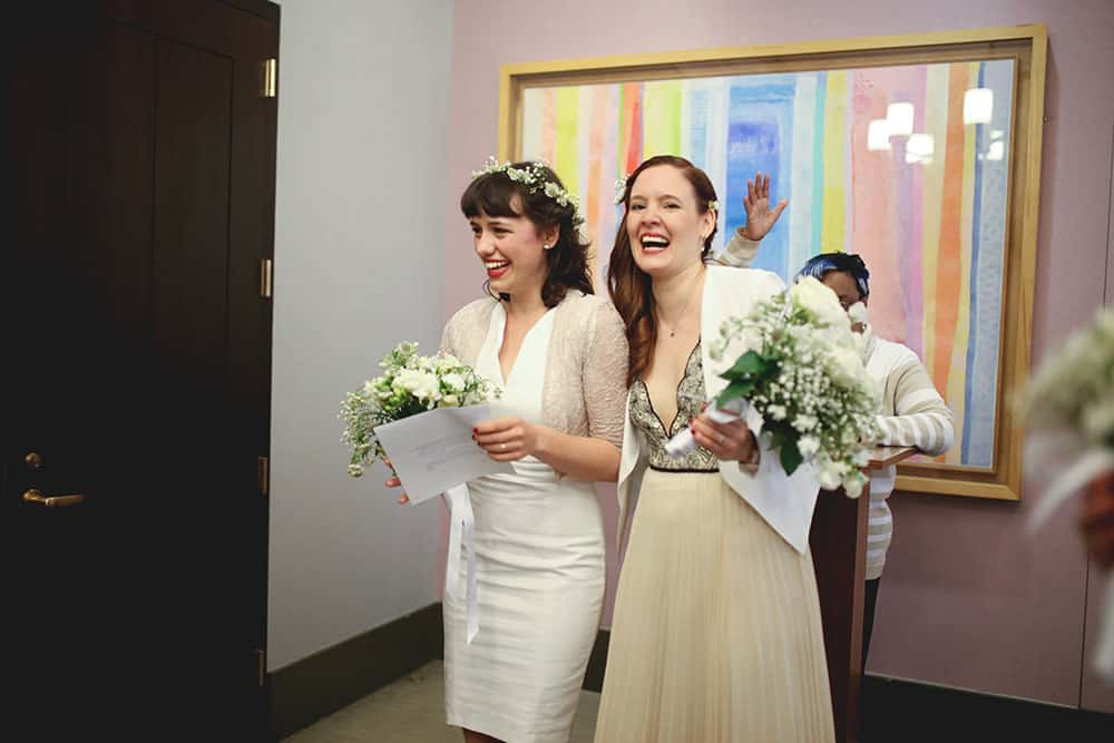 lgbt new york elopement