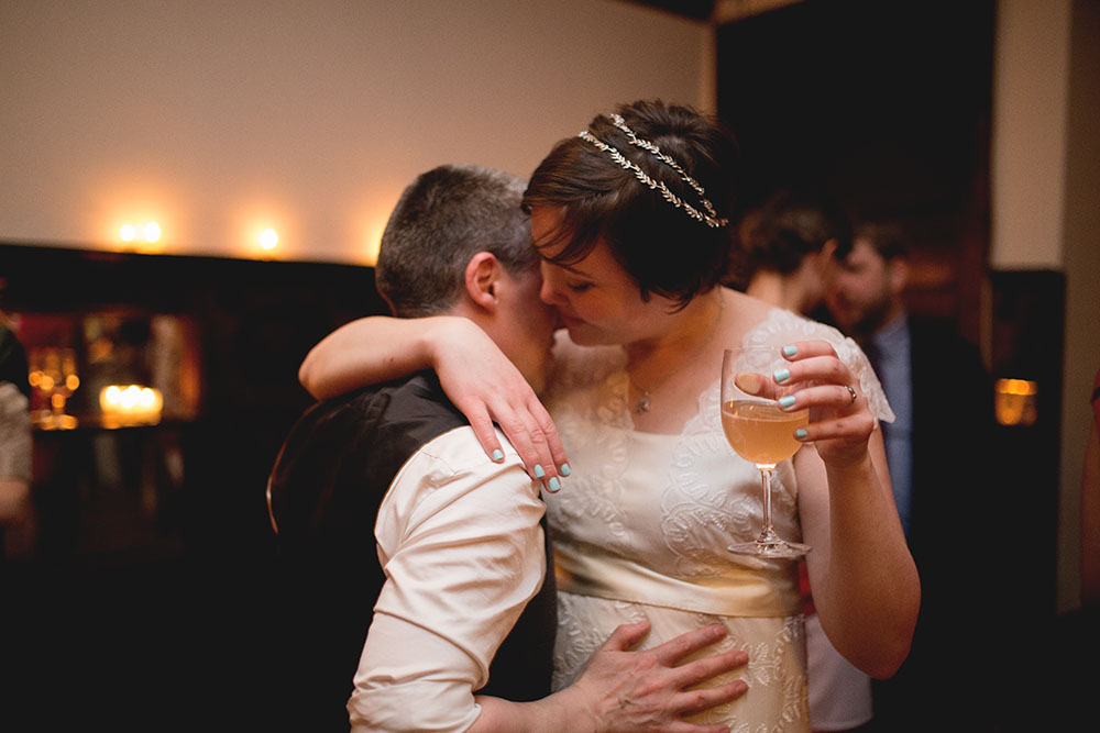 A Park Slope Wedding With Heather And Jay