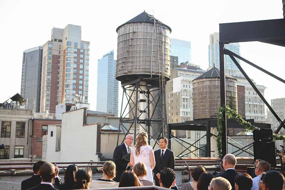 gary's loft wedding