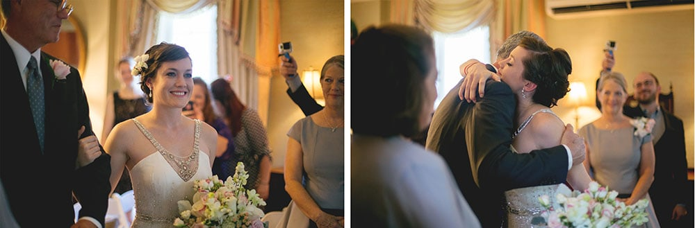 Wedding at Scarsdale Woman's Club