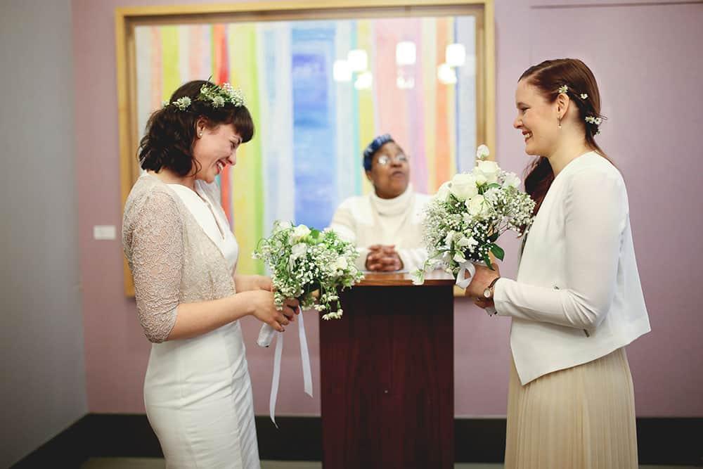 lgbt new york elopement