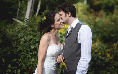 A BOHO BACKYARD WEDDING: DIANA AND JONAH