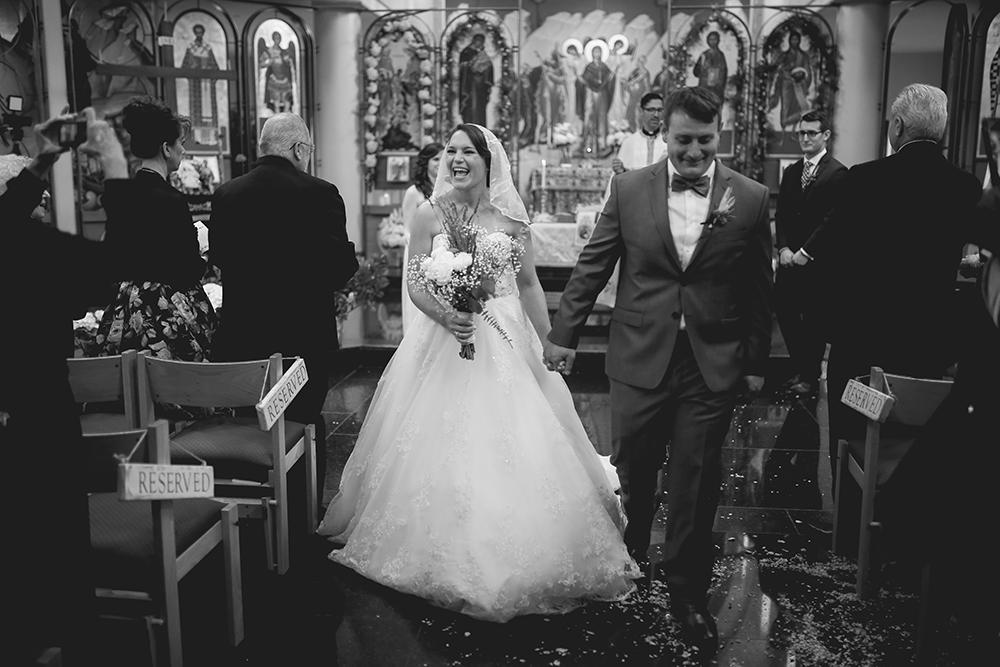 george weir barn wedding