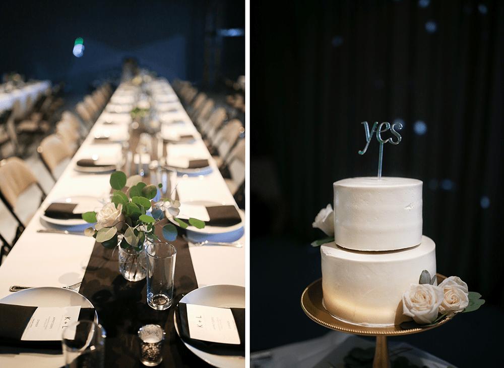 offbeat wedding in new york city