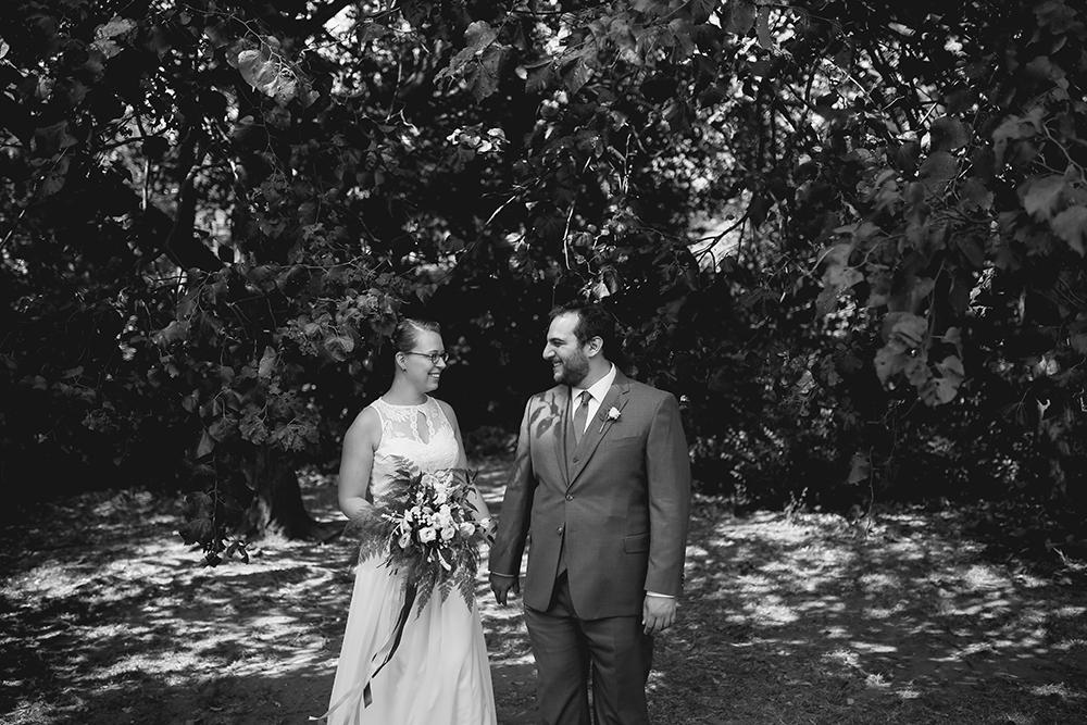 prospect park bridal portraits