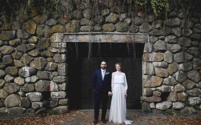 A BOHO WEDDING AT STONE BARNS