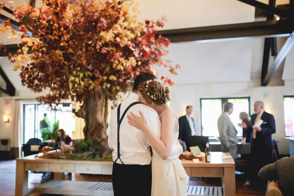 Wedding Reception at Blue Hill at Stone Barn