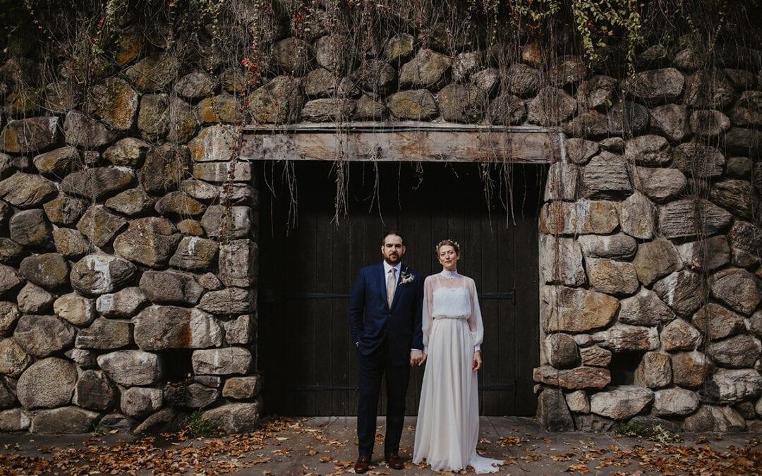 LAUREN AND TOM: A FALL WEDDING AT BLUEHILL AT STONE BARNS