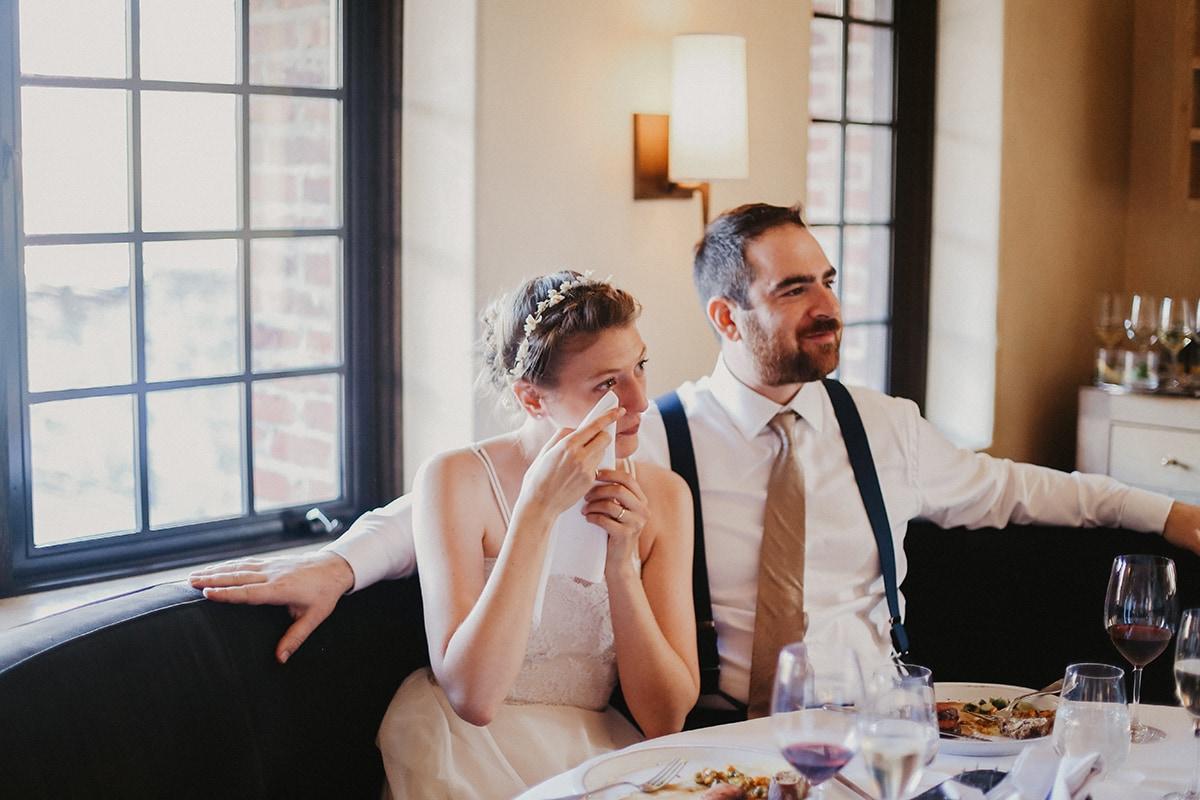 boho wedding at bluehill at stone barn