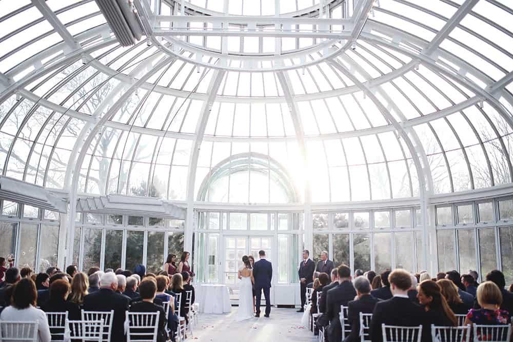 palm house brooklyn wedding