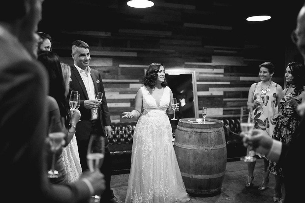 Brooklyn Winery Indian Wedding