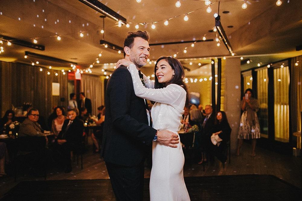 One Hotel wedding