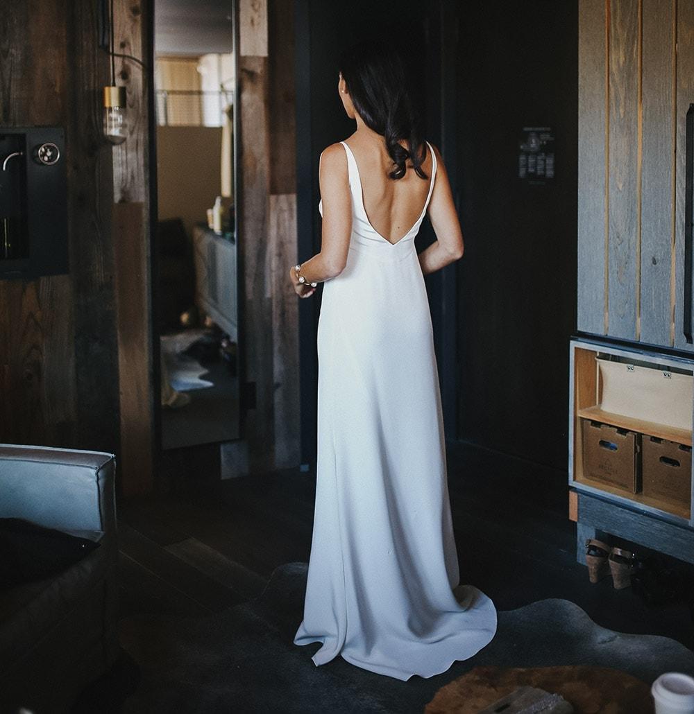 classy wedding at One Hotel Brooklyn Bridge