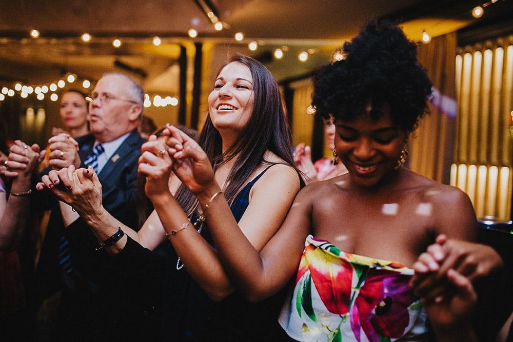 classy wedding One Hotel Brooklyn Bridge