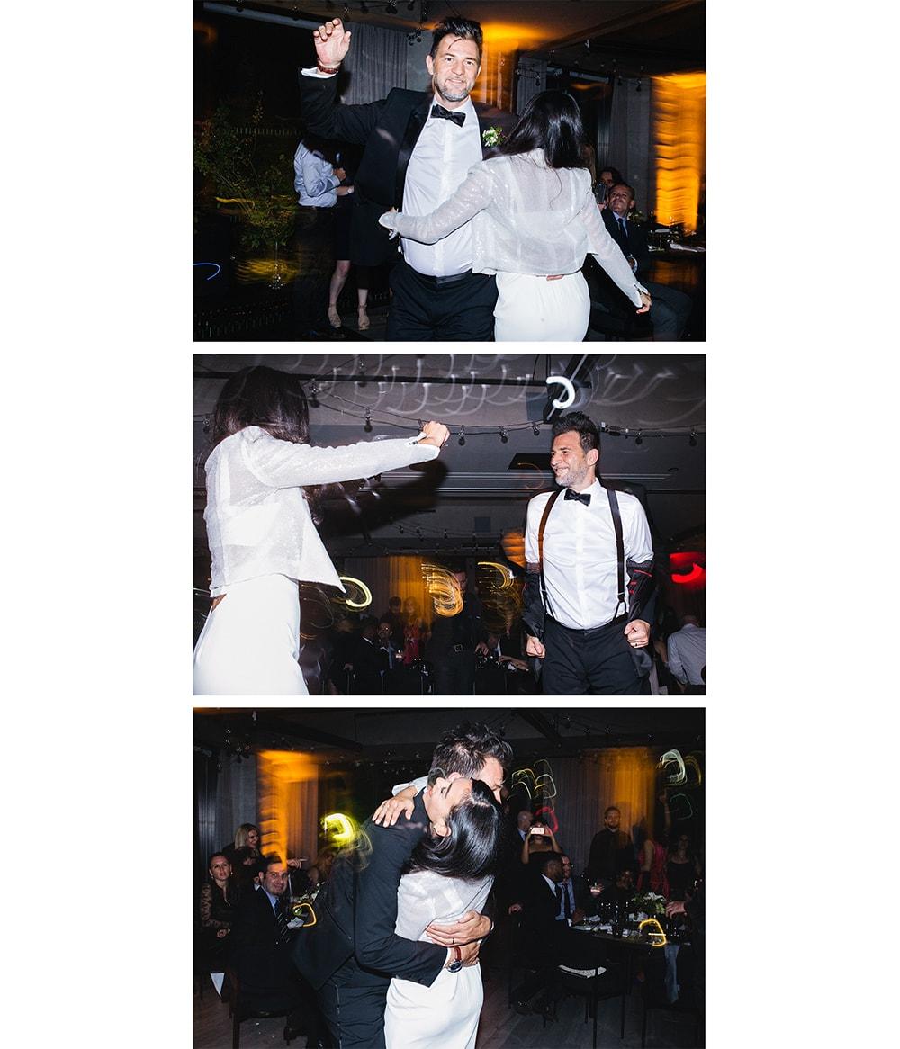 classy wedding at the One Hotel Brooklyn Bridge