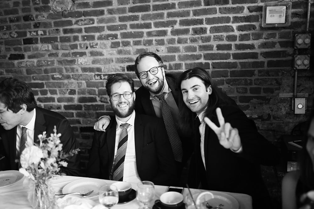 november wedding at frankies spuntino brooklyn