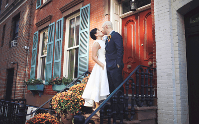 A FUN CITY HALL AND GRAMERCY HOTEL ELOPEMENT