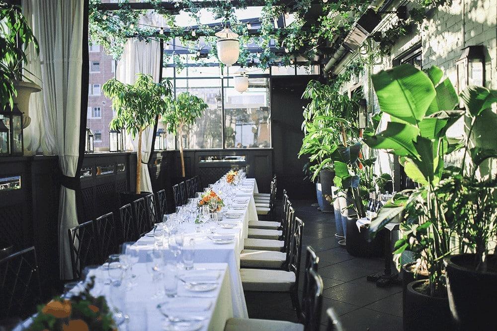 gramercy hotel wedding reception