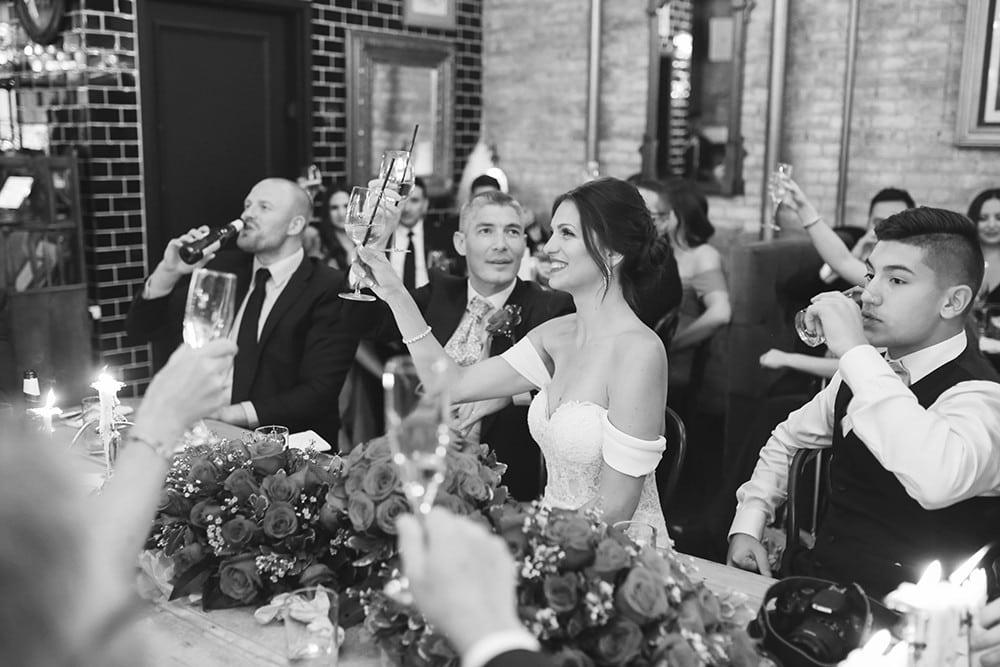 Wedding at Antique Garage Tribeca