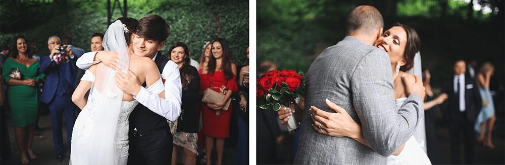 Central Park Conservancy Summer Wedding