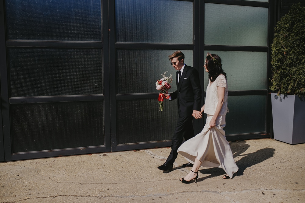 ALISON AND ALEX: A SUMMER WEDDING AT 501 UNION