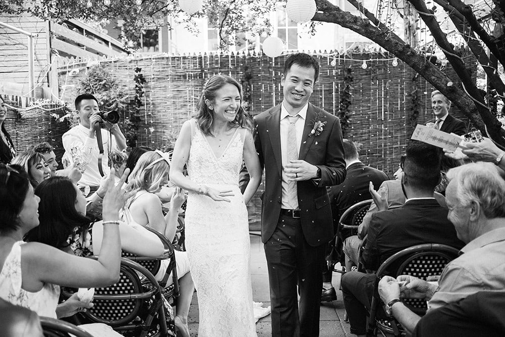 bacchus restaurant wedding in brooklyn