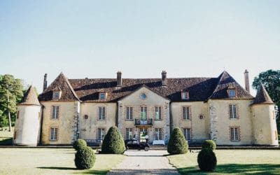 A FRENCH WEDDING AT THE CHATEAU DE BOIS LE ROI