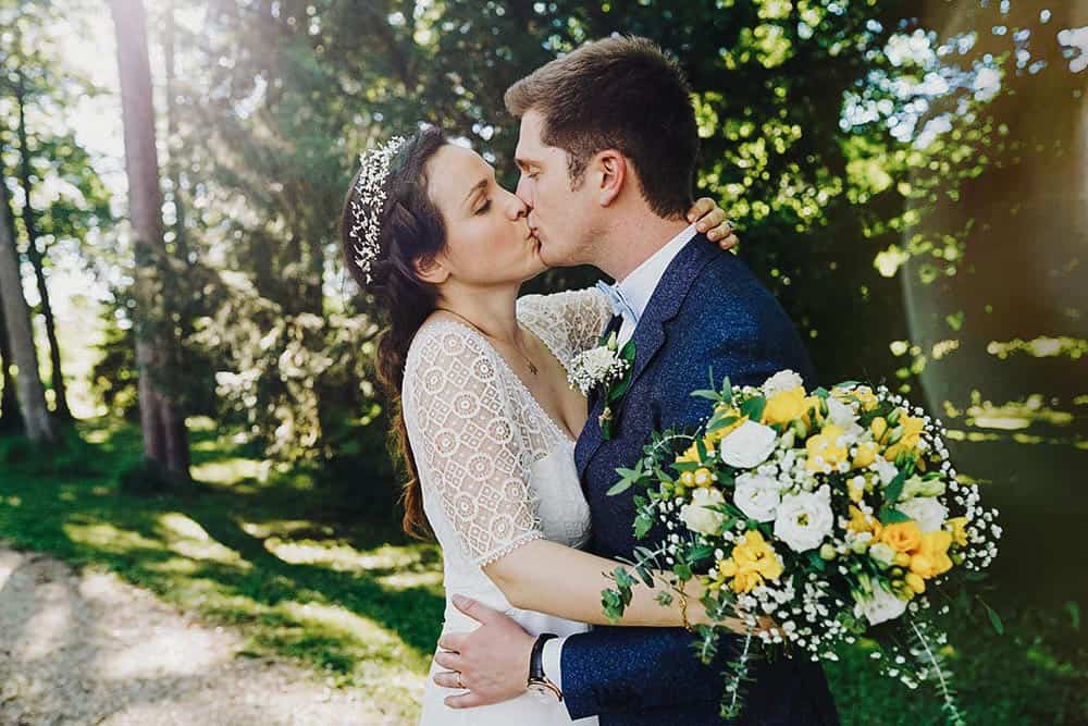 French Wedding at Chateau de Bois le Roi