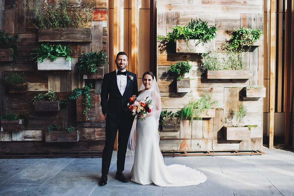 classy Fall wedding at Celestine, Brooklyn