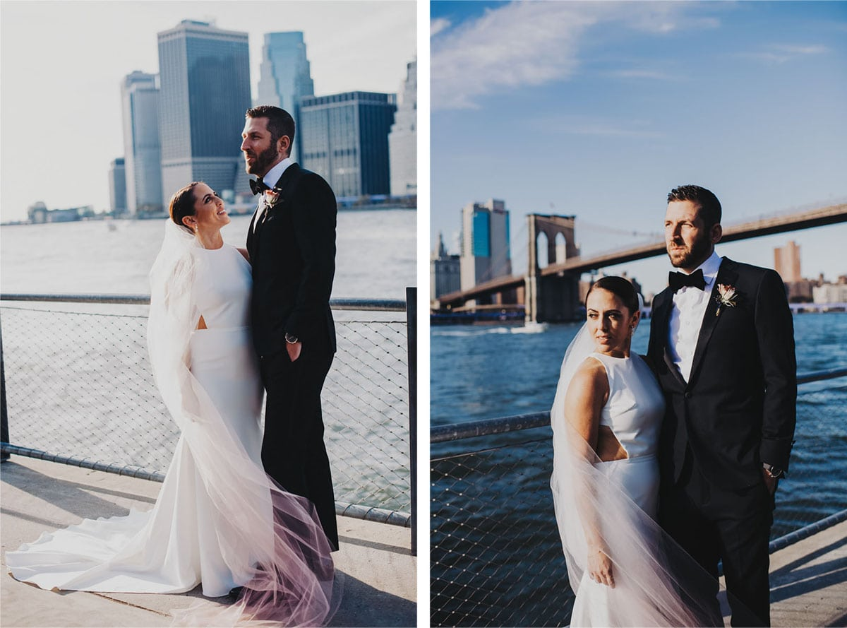 Celestine Brooklyn wedding