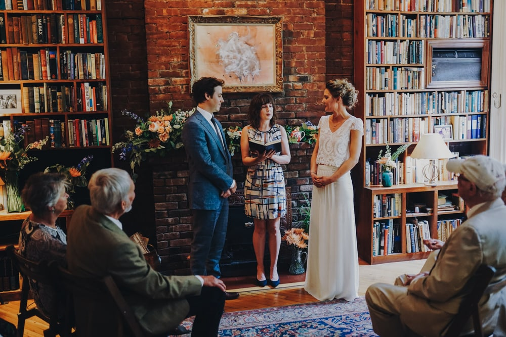 how to organize a last minute elopement in new york