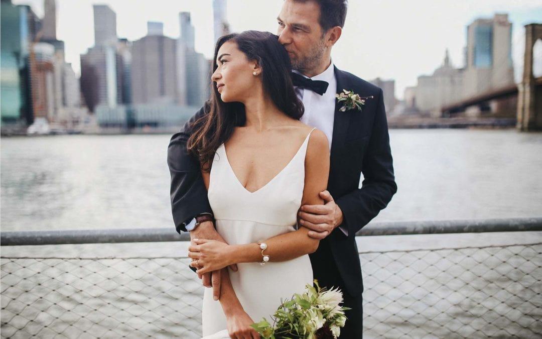 A CLASSY WEDDING AT THE ONE HOTEL BROOKLYN BRIDGE