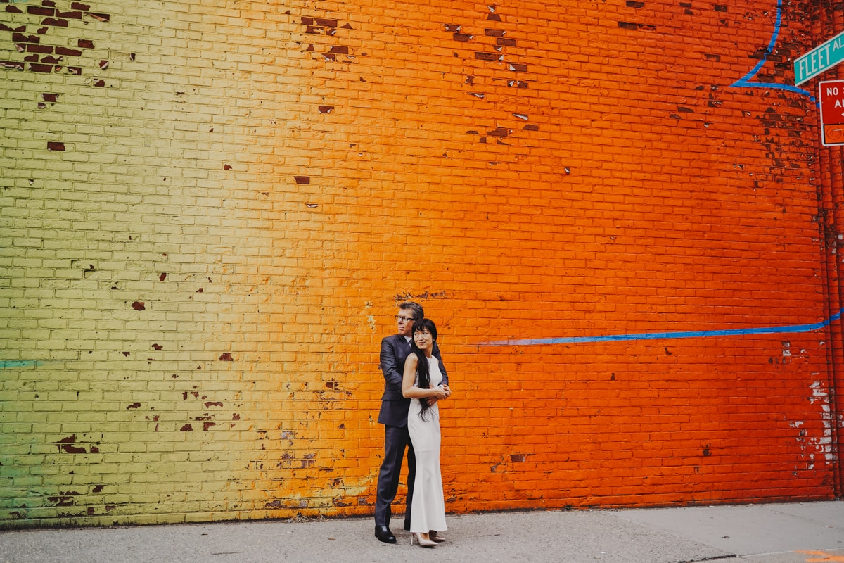 Dumbo engagement photo idea