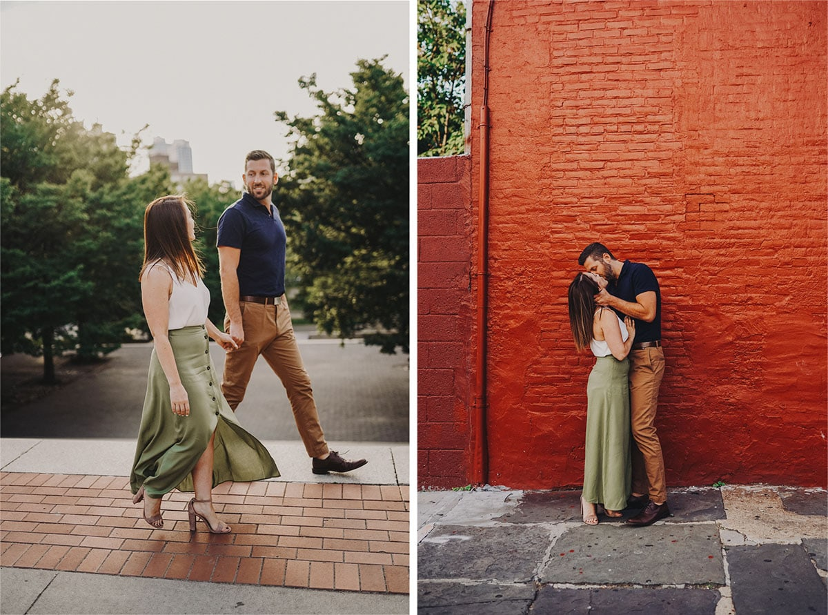 Gowanus engagement photo idea